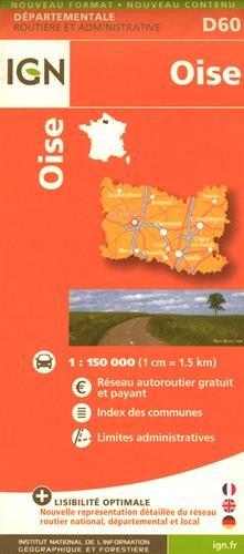 D60 OISE  1/150.000