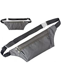 Generic Sports Waist Pack Belt Bag Mini Waist Bag For Hiking Riding - B07FQN2FBT