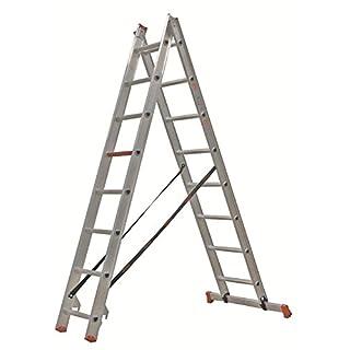 altrex 2Piece Aluminum Ladder