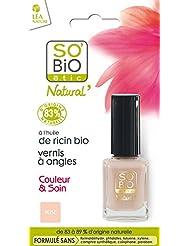 SO'BiO étic Couleur & Soin Vernis à Ongles 03 Romantique Rose 10 ml