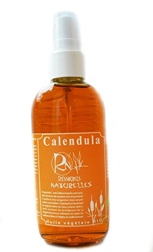 Ressources Naturelles- Organic Calendula Oil 100ml by Resources Naturelles
