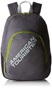 c2575292ab ... American Tourister Jasper 13 Ltrs Black Kids Backpack (5-7 Years Age)