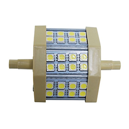 Jambo 4x mais LED 5W SMD 5050tensione 100-240V R7s spina 380LM bianco giorno
