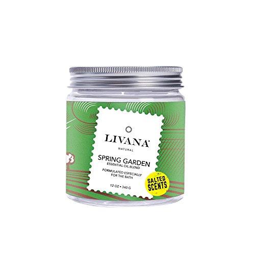 Spring Garden Essential Oil Salted Scents Signature Blend (12 oz) - Essential Garden