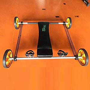 WEI Abdominal-Rad-Bauchmuskel-Anfänger-Eignungs-Ausrüstungs-Gymnastik-Spezielle Eignungs-Ausrüstung