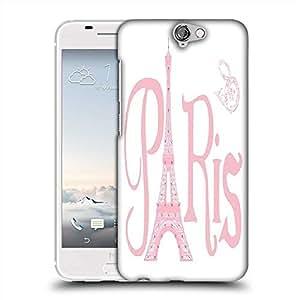Snoogg Paris eiffel A 2500 Designer Protective Back Case Cover For Asus Zenfone 6