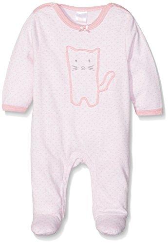 Kanz Baby-Mädchen Zweiteiliger 1tlg Schlafanzug, Mehrfarbig (Allover 0003), 68
