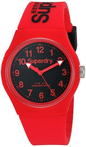Superdry Herren-Armbanduhr SYG-SYG164RB