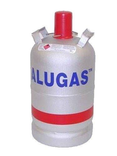 Brunner Campingbedarf Alu-Gasflasche (leer/ohne Inhalt), 27933