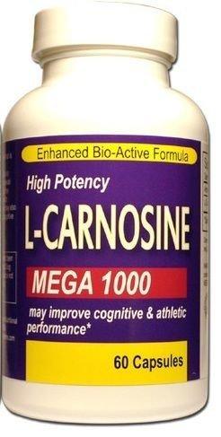 You Look Slim L-Carnosin-Kapseln, 1000 mg je Einnahme, zur Steigerung der körperlichen und geistigen Leistungsfähigkeit