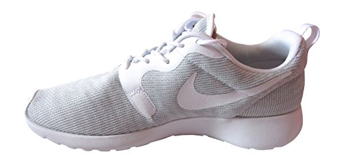 nike roshe one KJCRD mens running trainers 777429 sneakers shoes (uk 9 us 10 eu 44, pure platinum white white 011)