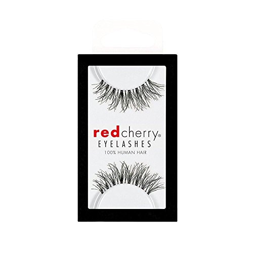 Red Cherry - Echthaar - Wimpern Nr. WSP
