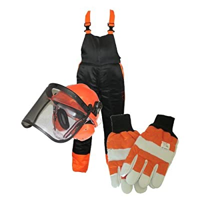 Get your Chainsaw Safety Kit from Log Burning essentials today
