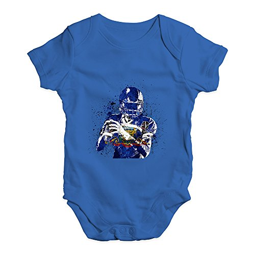 TWISTED ENVY Baby Girl Clothes Pennsylvania American Football Player