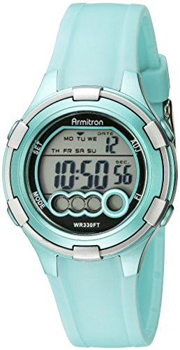 armitron-sport-women-s-45-7053ltg-digital-hellgrun-harz-strap-watch