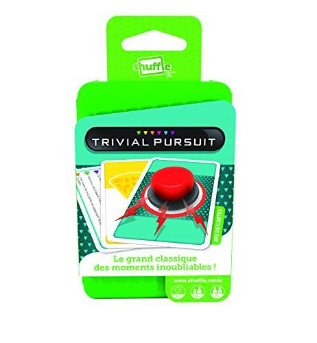 Shuffle Go - Trivial Poursuit - Jeu de cartes