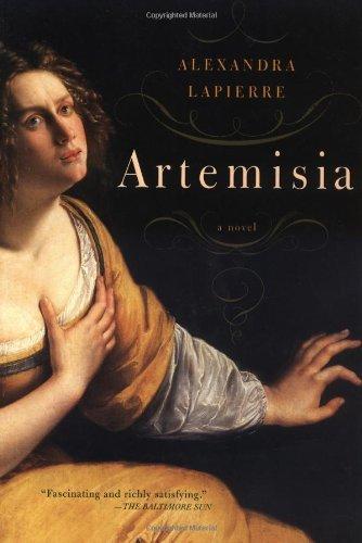 Portada del libro Artemisia: A Novel by Alexandra Lapierre (2001-11-02)