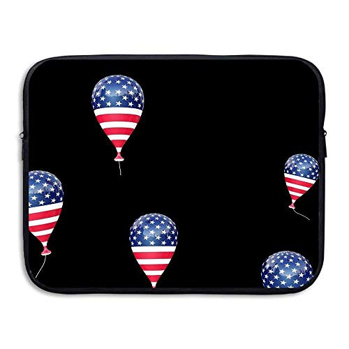 Laptop Sleeve Bag US Balloons Cover Computer Liner Package Protective Case Waterproof Computer Portable Bags -