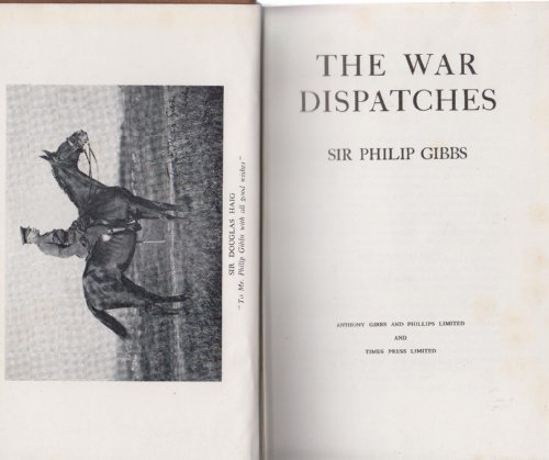 The War Dispatches