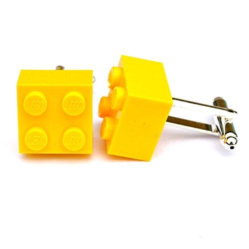 Gemelos con diseño de ficha de LEGO®