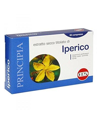 IPERICO - ESTRATTO SECCO TITOLATO 60 COMPRESSE