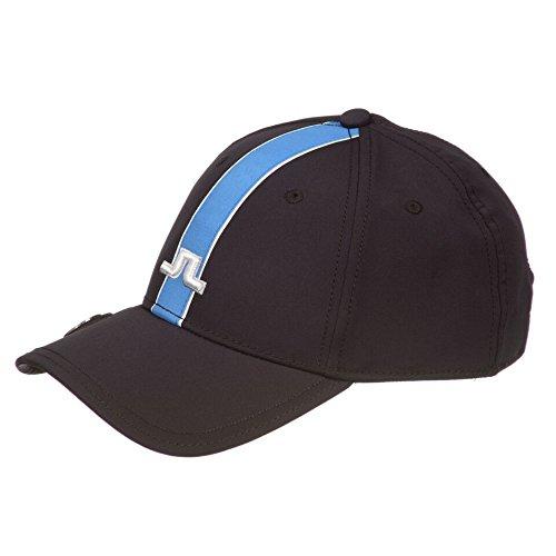 j-lindeberg-austin-tech-stretch-marcatore-cap-black-taglia-unica
