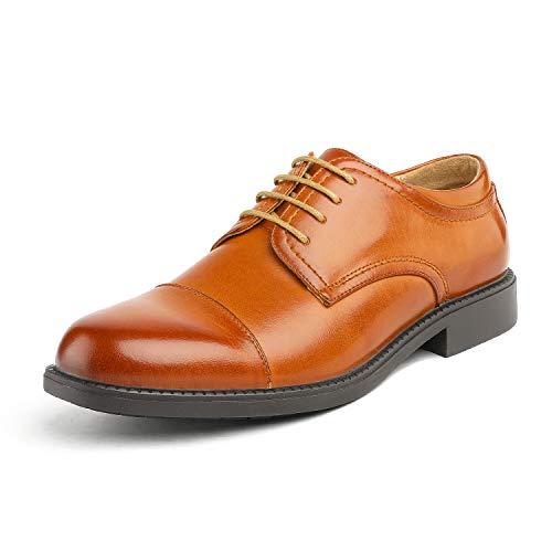 Bruno Marc Downing-01 Zapatos Cordones Oxfords Vestir