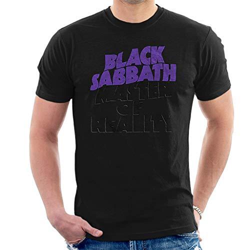 Black Sabbath Masters of Reality Album Manga Corta De Los Hombres...