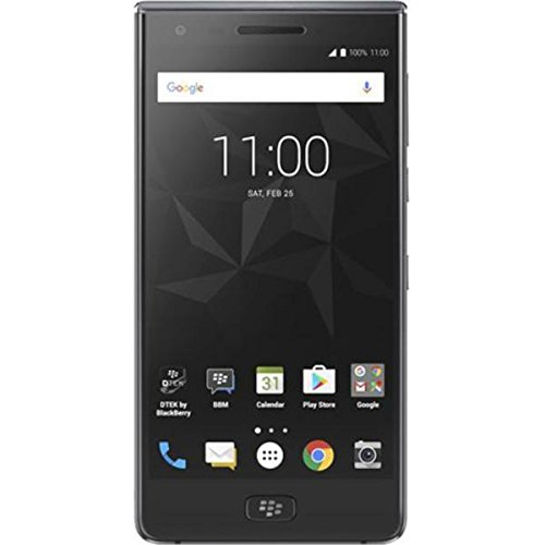 Blackberry Motion Qwerty Smartphone, 32 GB, Grigio Scuro