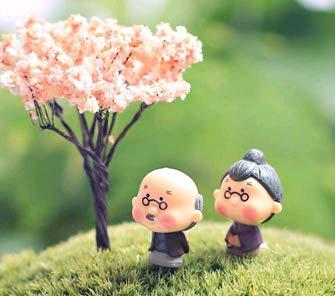 Mttheaw DIY Moos Micro Landschafts-Ornamente Gartenarbeit Landschaftsdekoration, Mini-Dekoration, 1 Stück, 57 57 Micro Mini