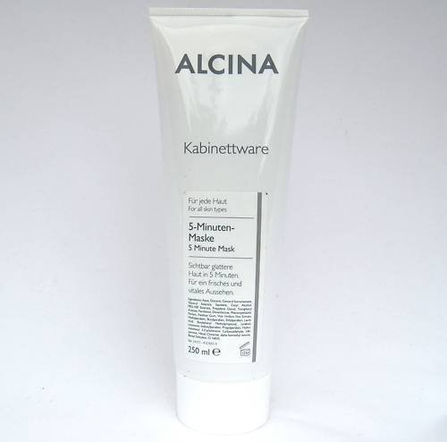 Alcina - masque 5 minutes masque 5 minutes - 250 ml