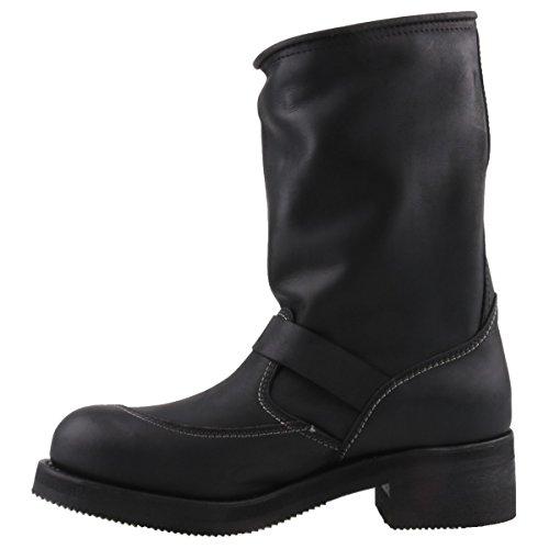 Sendra Boots , Boots biker femme Noir Noir - institut-metamorphose-26.fr 8f6d21decaa5