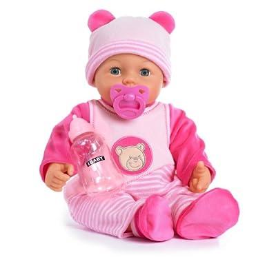 Bayer Design 94210 iBaby - Mueca beb interactiva con funciones, 42 cm por Bayer Design