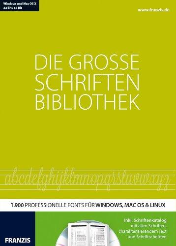 Die große Schriftenbibliothek [Download] -