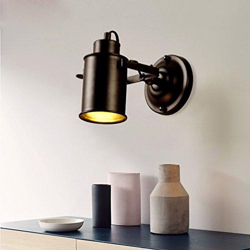 Preisvergleich Produktbild Retro Wandleuchte Industriehotel Korridor Gang American Dorf Bar Cafe Nachttischlampe,EIN