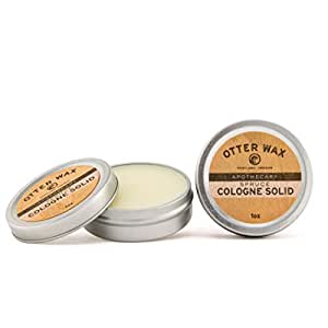 Spruce Cologne Solid by Otter Wax : 1oz by Otter Wax