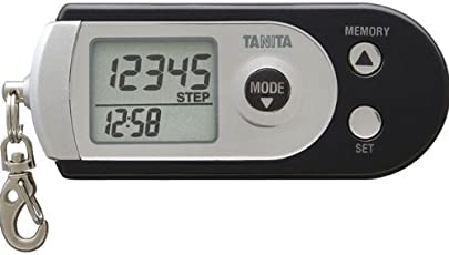 Tanita- Pd724 3-axes Pedometer - Place In Pocket,handbag,wear With Neck Chain
