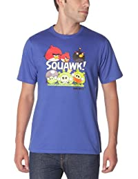 Angry Birds - T-Shirt - Droit - Fantaisie - Homme