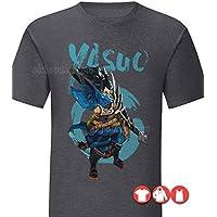 Yasuo, maglia grigia, maglietta t-shirt, felpa, canotta, League of Legends
