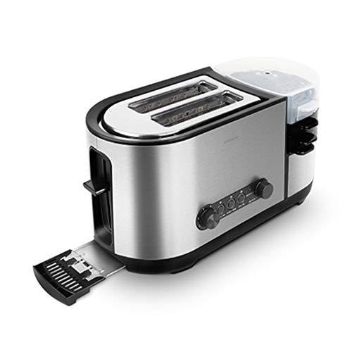 Máquina de pan/máquina de desayuno/aparato de horno/vaporera/olla para huevos/sartén máquina/pequeños electrodomésticos/desayuno familiar tres en uno/regalo multifunción/tosta