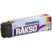 Stubai, 449802, 200 g di lana d'acciaio Bulk - Acciaio Bulk Lana