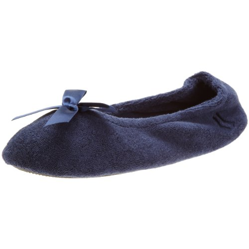 isotoner-isotoner-9896h-ballerine-donna-one-size-blu-blu-x-large