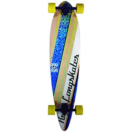 KRF Surfin 'Longboard Unisex Erwachsene, Mehrfarbig Preisvergleich