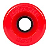 Kryptonics Wheels Longboard RÃ Star Trac 60mm Wheels