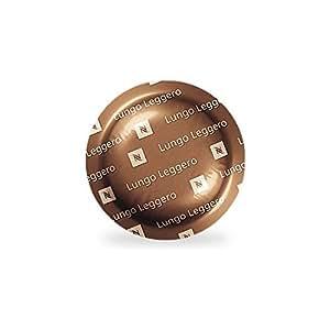 nespresso pro kapseln pads 50x lungo leggero original f r nespresso pro systeme. Black Bedroom Furniture Sets. Home Design Ideas