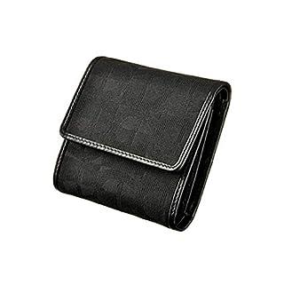 AIGNER Original Designer Damen Geldbörse Portemonnaie Leder schwarz OVP