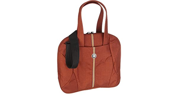 512b575fd82f6 Crumpler DEW15-007 Dentists s Wife - L - Damen Laptoptasche 15 Zoll - Burned  Sienna  Amazon.de  Koffer