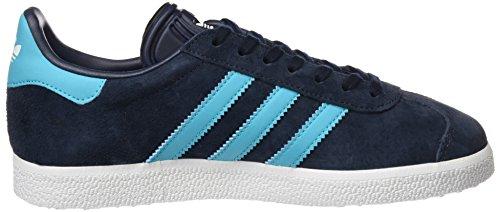 Adidas Originals Gazelle Bb54, Scarpe Running Unisexe - Adulteo Blu (légende Encre / Énergie Bleu / Chaussures Blanc)