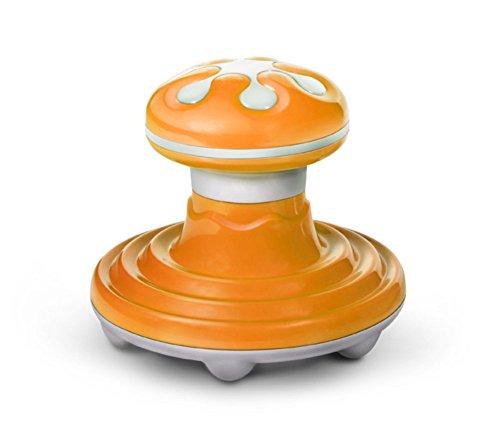 Handheld Vibrieren Massager mit 12 Knetmassageköpfen, Batterie oder USB Power Full Body Portable Massager, Linderung der Schulter, Füsse,Arme, Rücken, Abdomen, Beine, Fuß oder ()