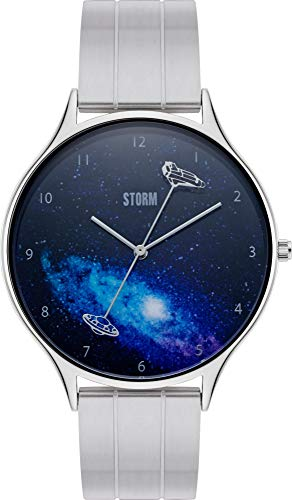 Interstellar 47428b Blue Storm Herrenarmbanduhr London pqUMSjGLzV